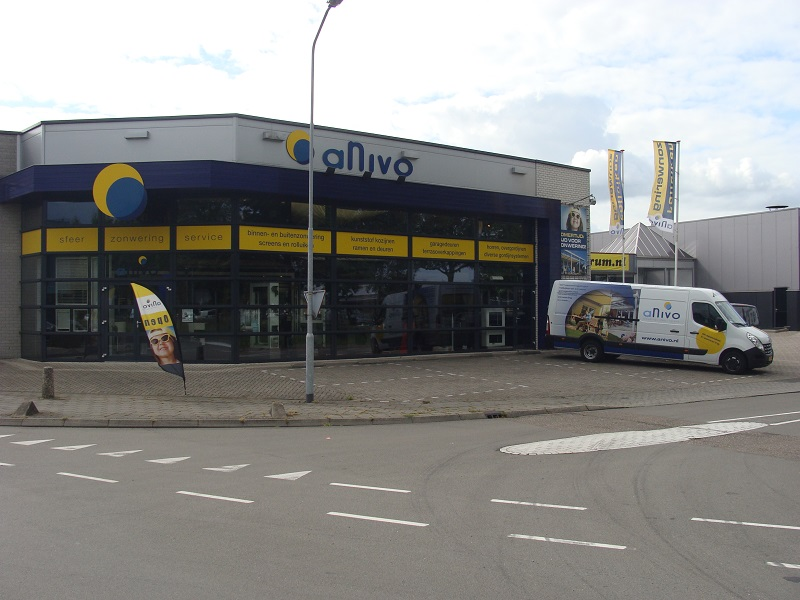 Showroom aNivo Groenlo